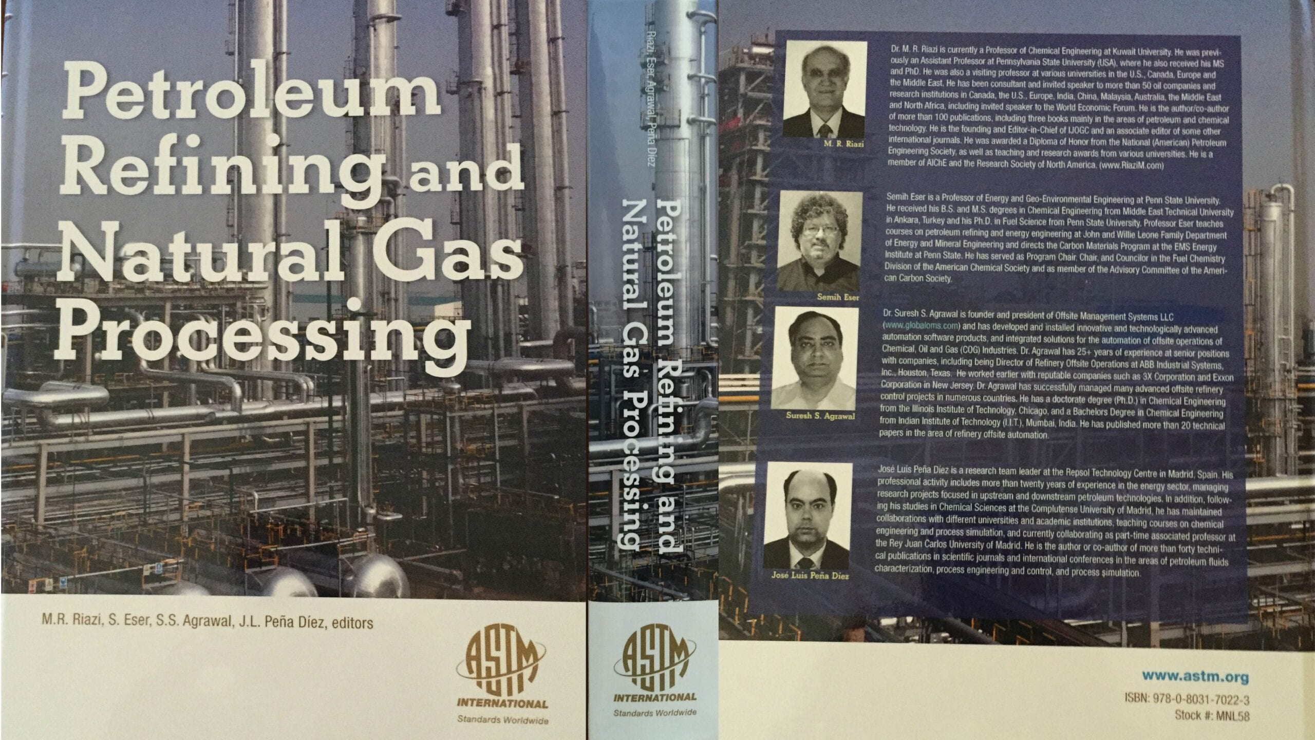 MNL58-Petroleum Refining and Natural Gas Processing Book