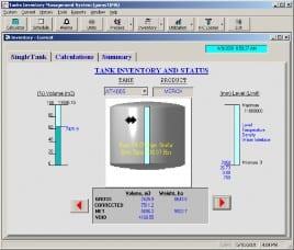 Tanks Inventory Information System
